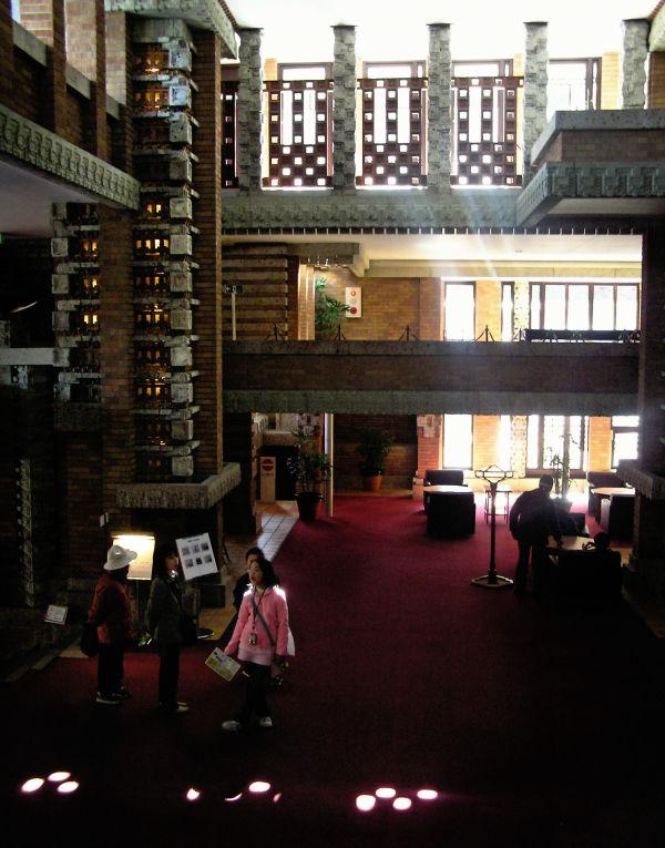 Frank Lloyd Wright's Imperial Hotel 15