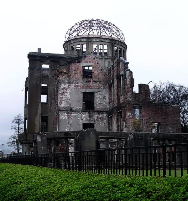 Genbaku Domu, Hiroshima 2