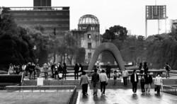 genbaku-domu hiroshima japan Peace-Memorial-Park