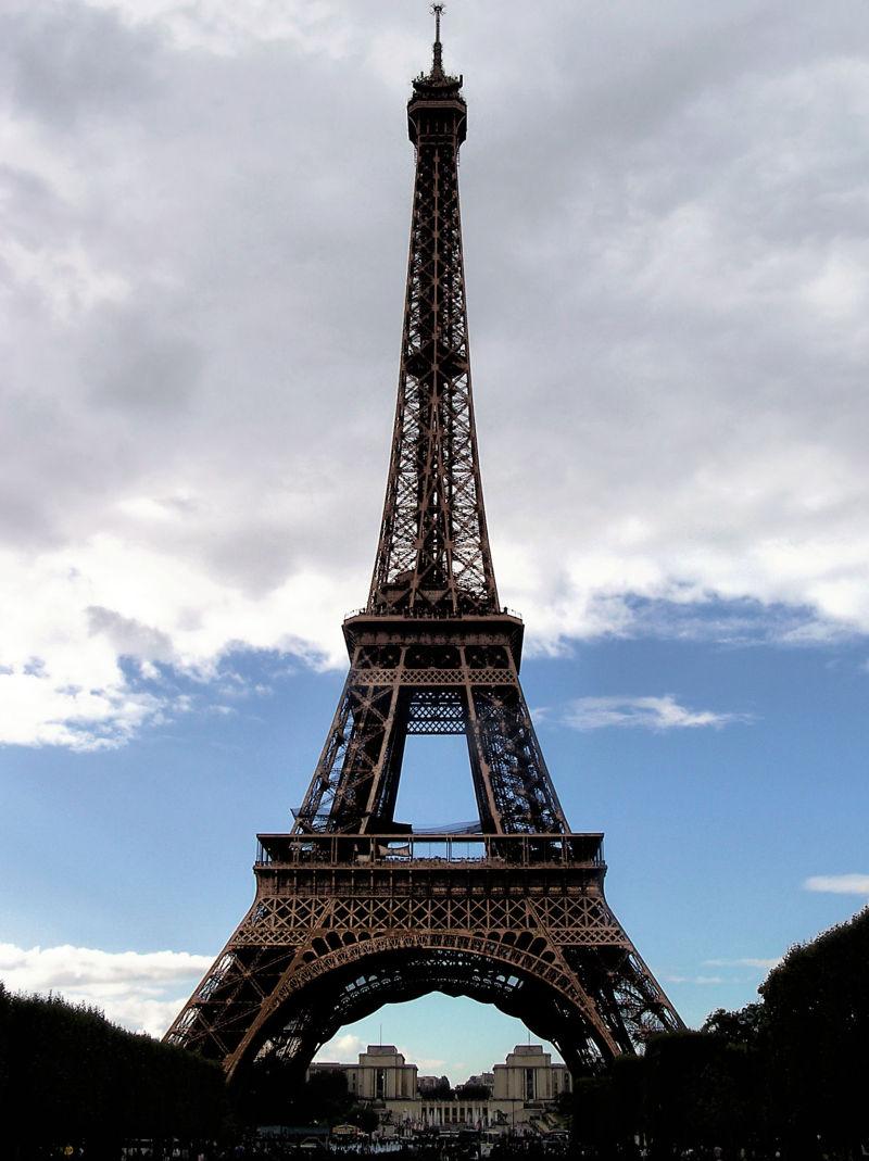paris france tourist eiffel-tower