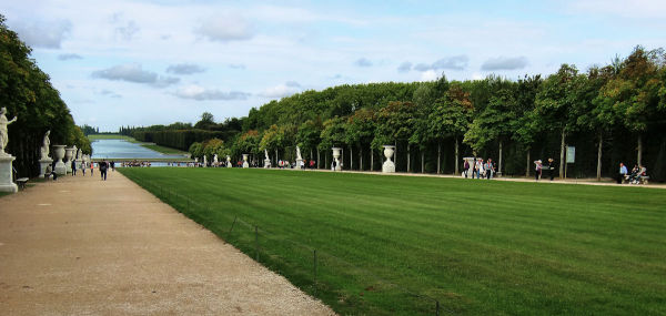 The Gardens of Versailles 4