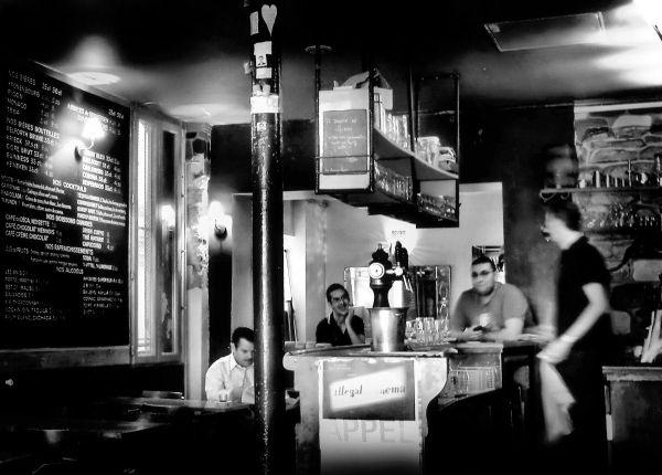 """""""Le Local"""", Avenue Jean Jaurès 5"""