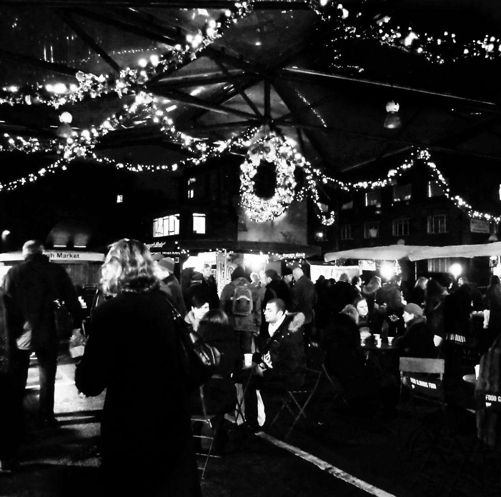 london england market borough-market christmas