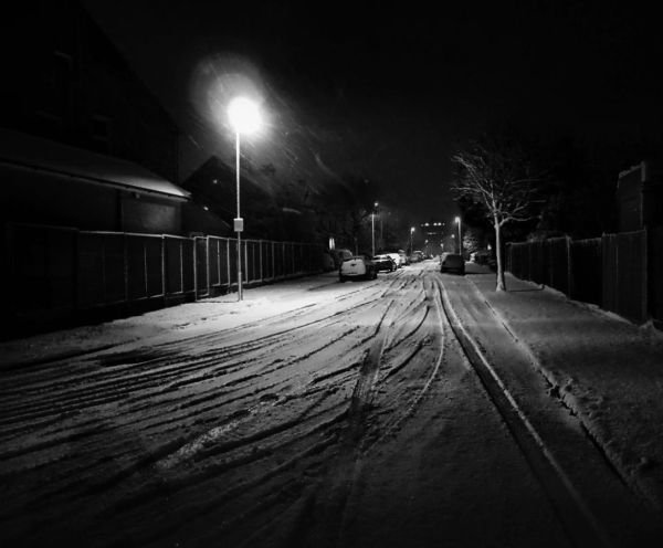 Winter Night, New Malden 11