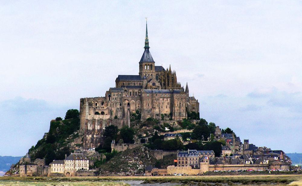 France Normandy Mont-Saint-Michel