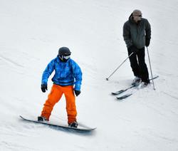 france chatel snowboard snow ski pré-la-joux