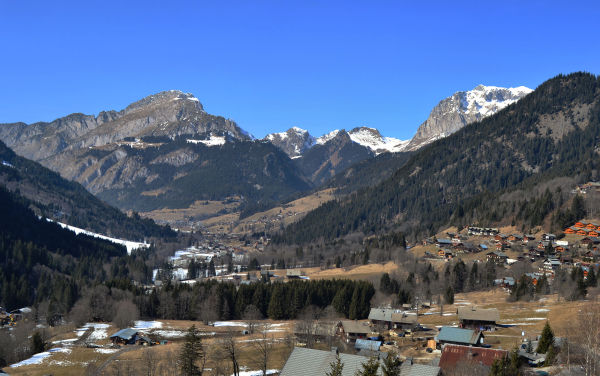 Scenes from Châtel 8