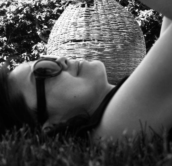 england wisley garden mayumi sculpture