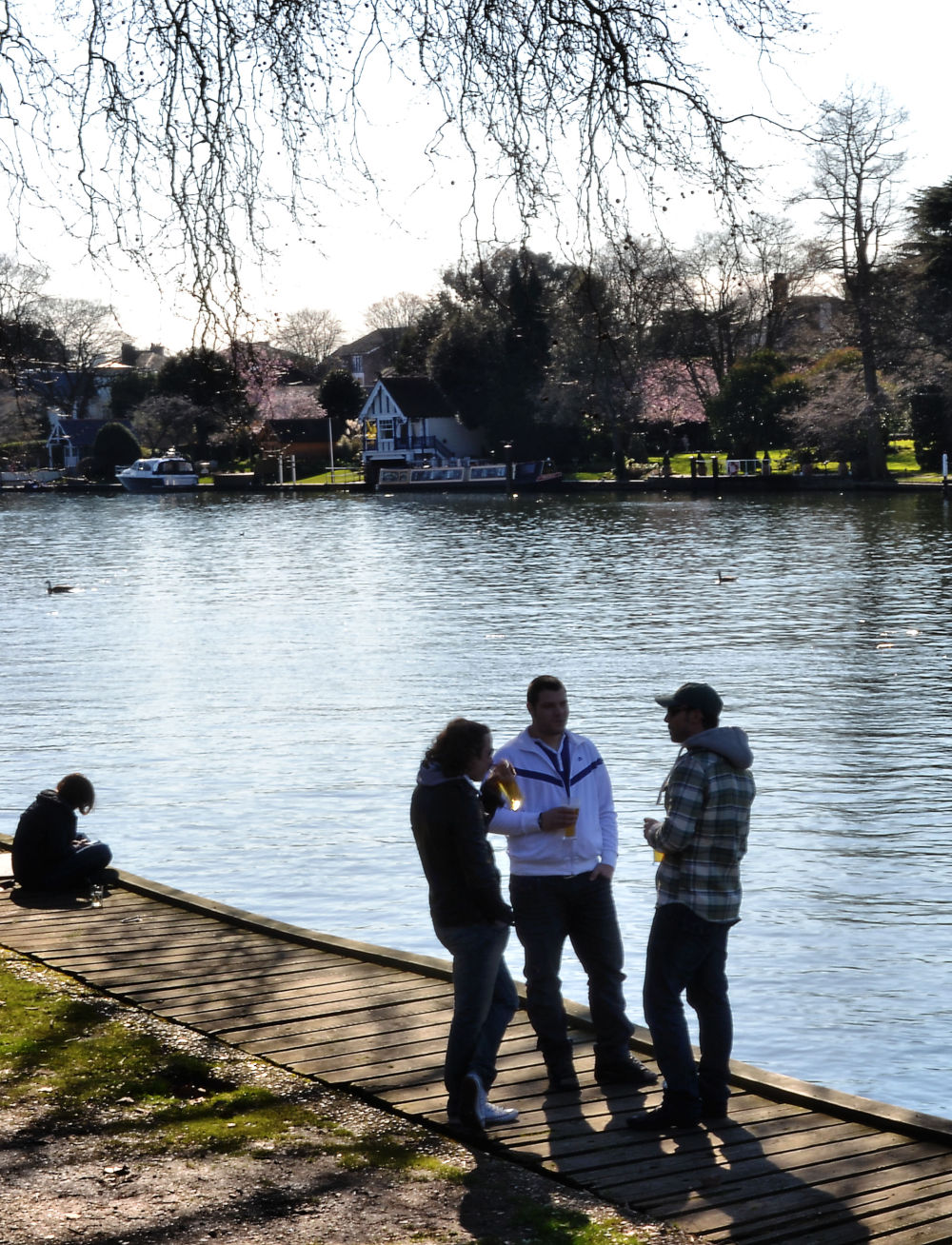 england river thames teddington