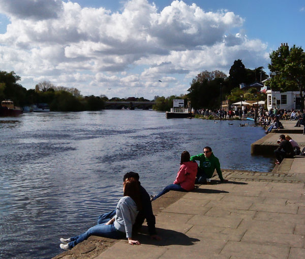 By the Thames, Richmond