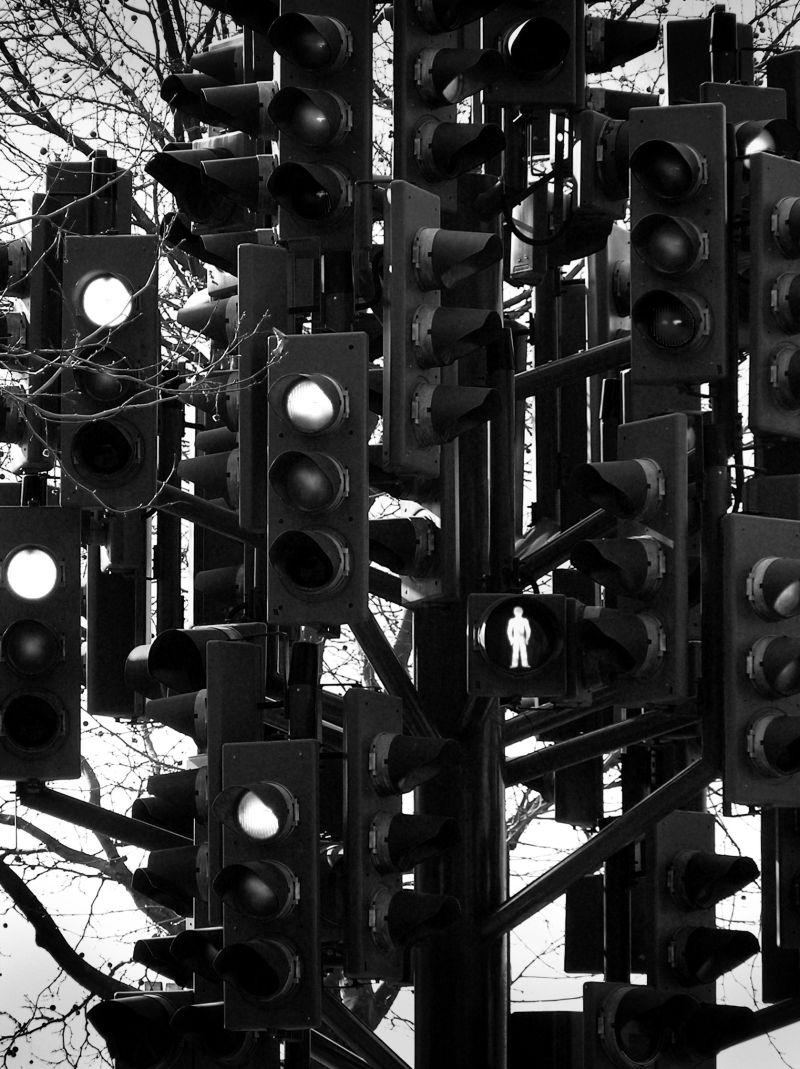 london england westferry docklands traffic-light