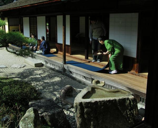Tea House, Ritsurin Koen 7