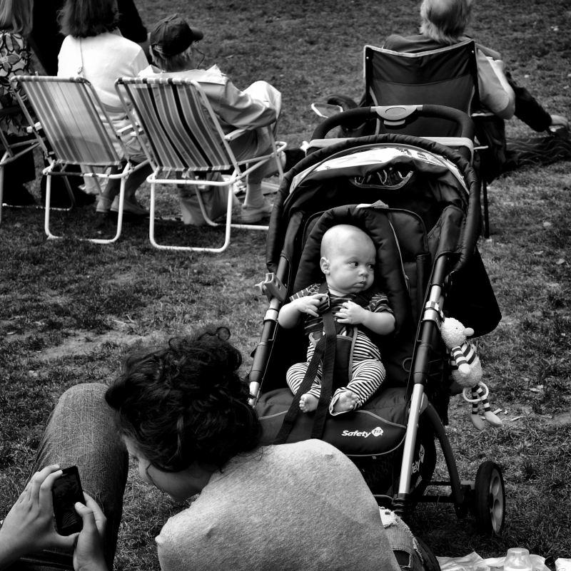 brighton england baby park