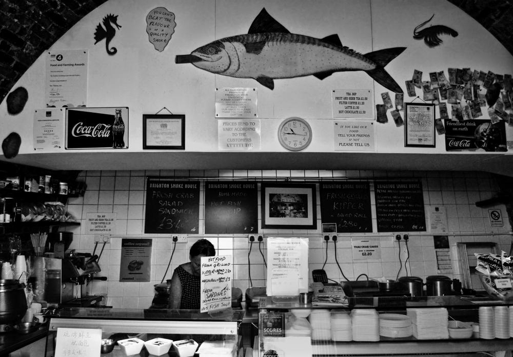 brighton england fish smokehouse