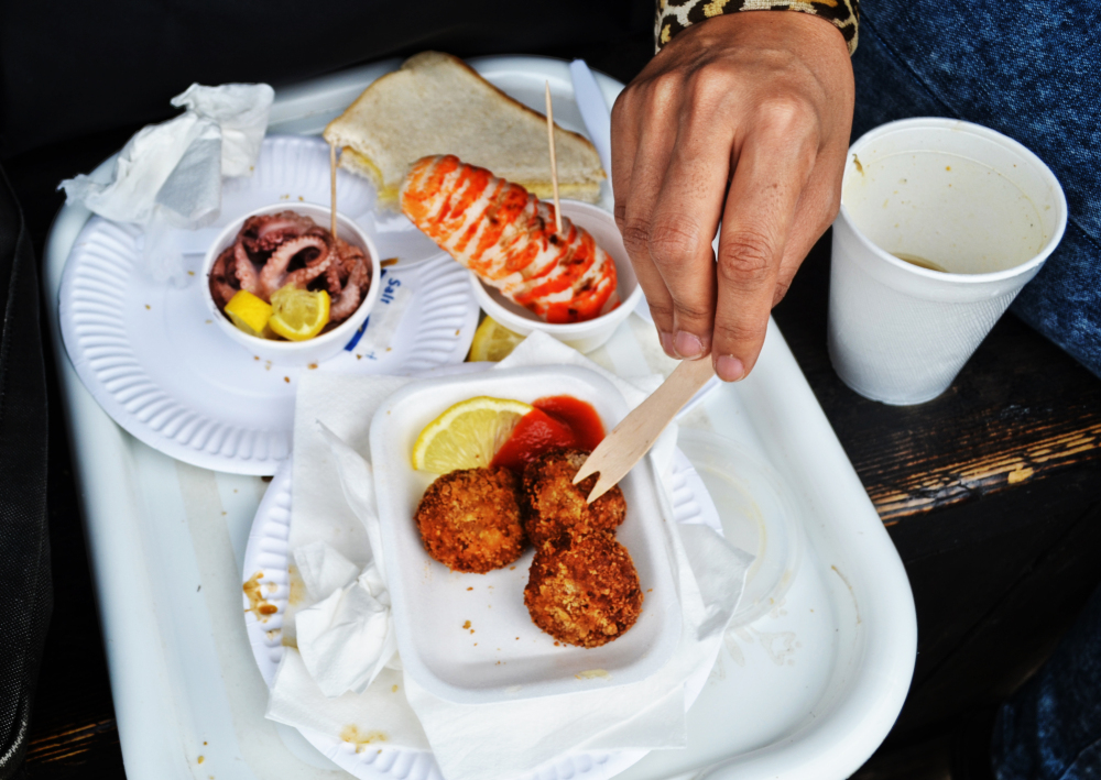 brighton england fish breakfast smokehouse