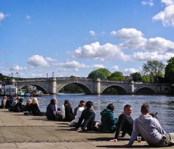 By the Thames, Richmond 2