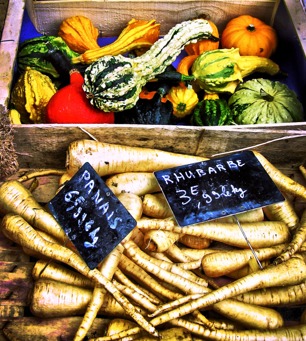 Bastille Market, Paris 6