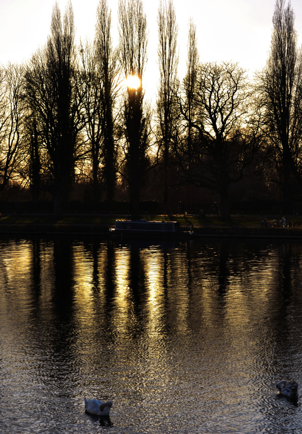 Early Spring Evening, Kingston Upon Thames 2
