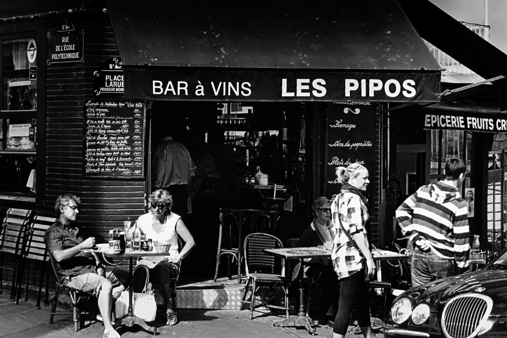 paris france restaurant bar bistro les-pipos