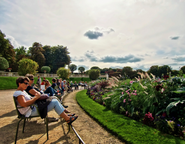 Jardin du Luxembourg, Paris 3
