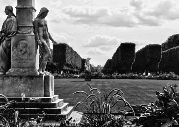 Jardin du Luxembourg, Paris 5
