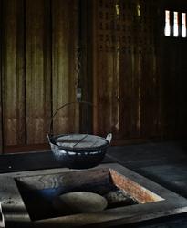 kew-gardens england minka irori house japan