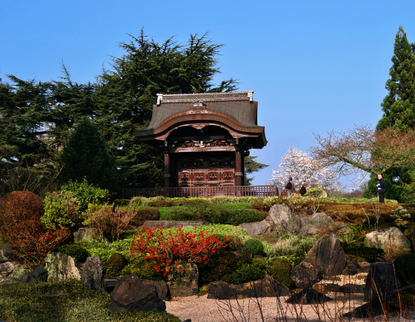 Chokushi Mon, Kew Gardens 3