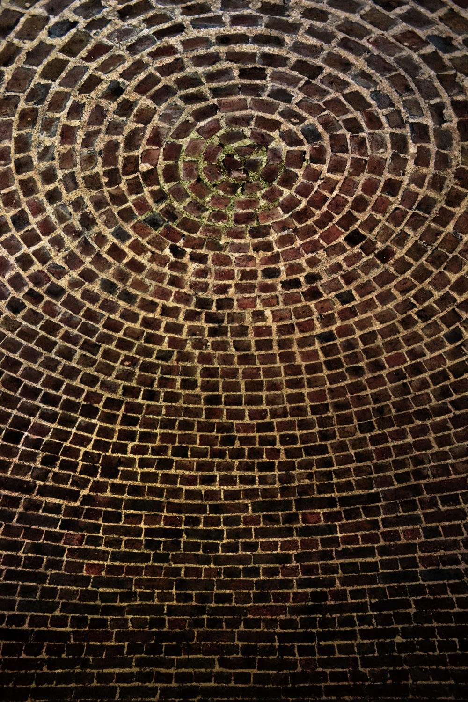 kew-gardens england ice-house brick