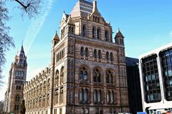 London England Kensington Natural-History-Museum