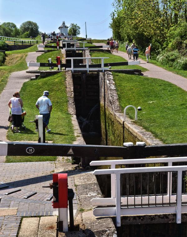 Foxton Locks, Leicestershire 3