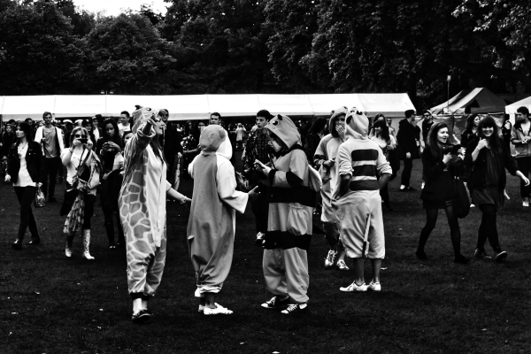 Lovebox festival london england victoria-park