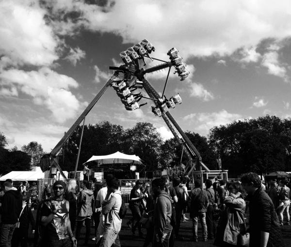 Scenes from Lovebox 2012 4