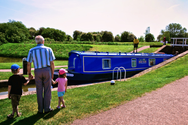 Foxton Locks, Leicestershire 9