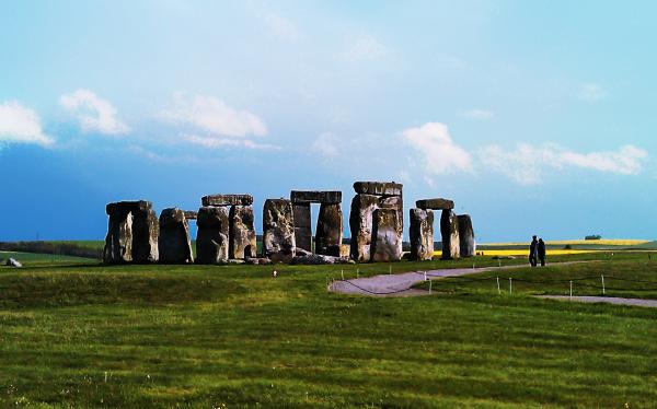Random Trip to Stonehenge