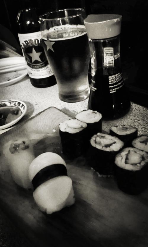 japan sushi beer izakaya asakusa london england