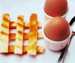 england egg toast breakfast