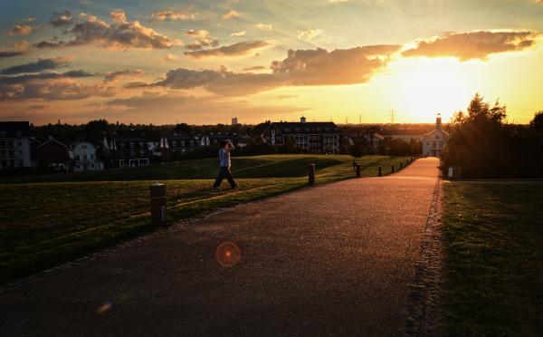worcester-park england sunset house hamptons