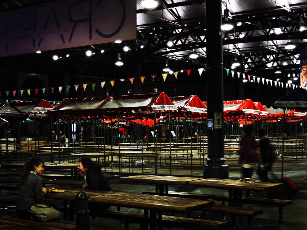 spitalfields market london england