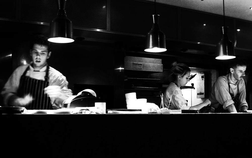 spitalfields the-luxe restaurant london england