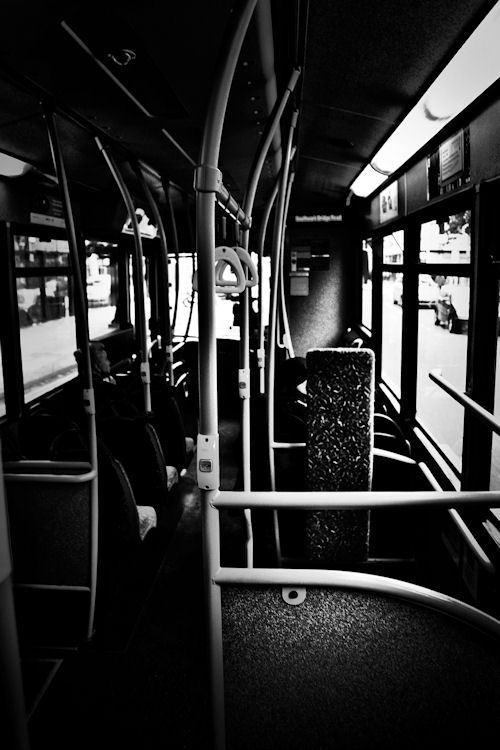 london england bus