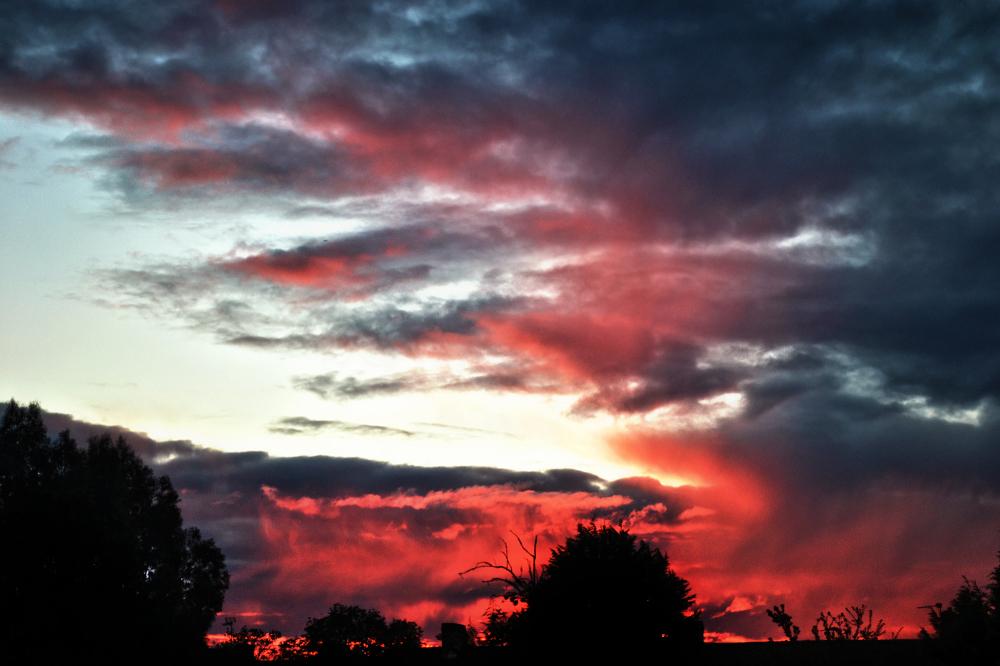 worcester-park england sunrise