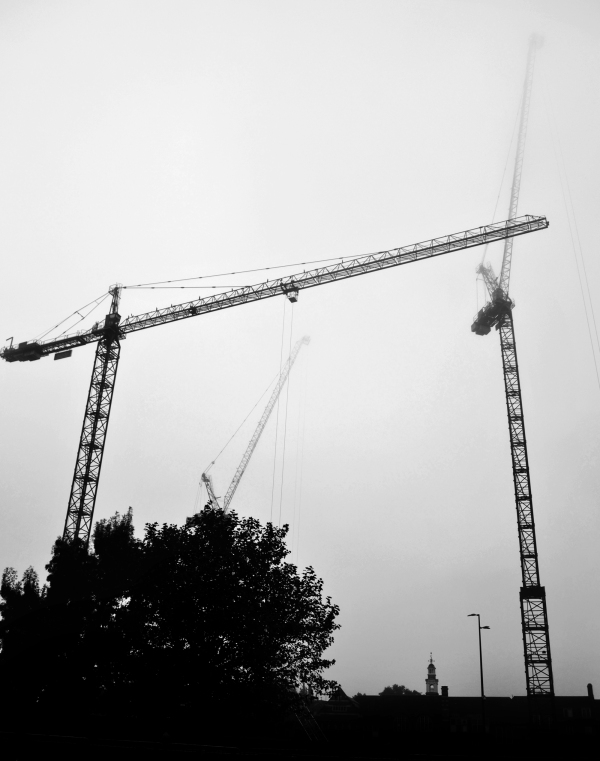 Grey Day, London 3