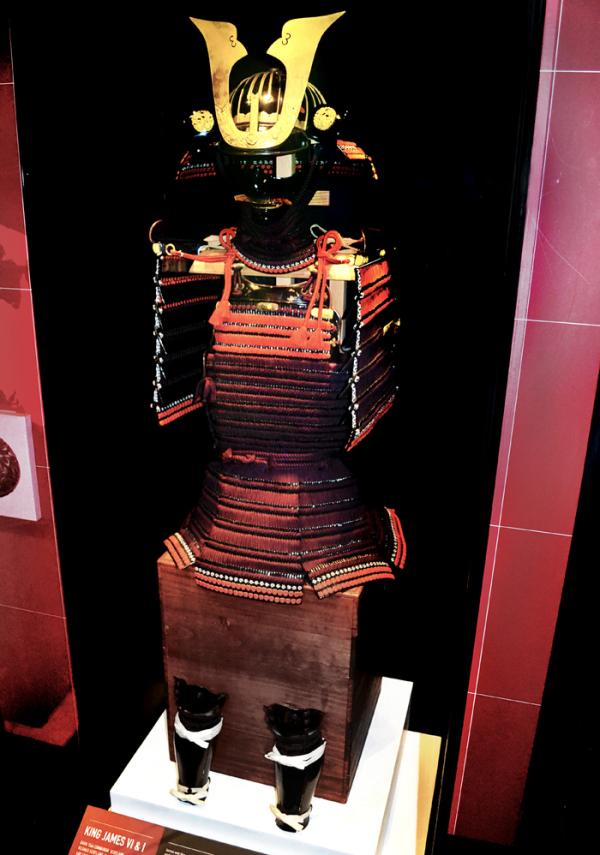 tower-of-london london england japan samurai armou