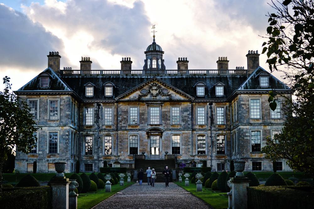lincolnshire england belton-house garden