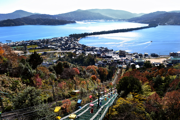 Scenes From Amanohashidate 14