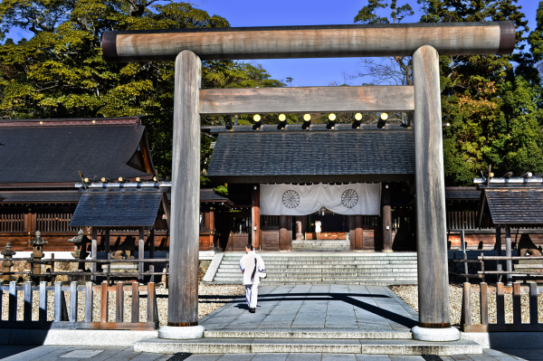Shrine, Amanohashidate 2