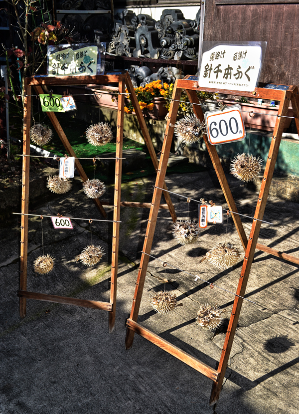 Harisenbon Charms, Amanohashidate