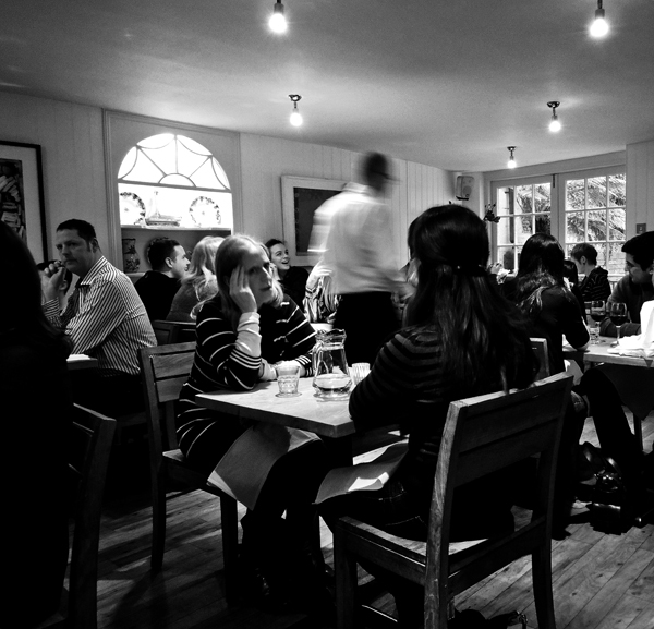 St. Petroc's Bistro, Padstow 2