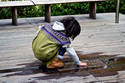 osaka umeda japan station girl children