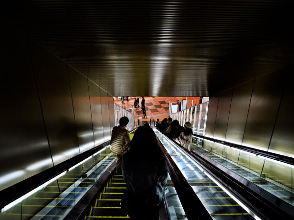 Osaka Station 7